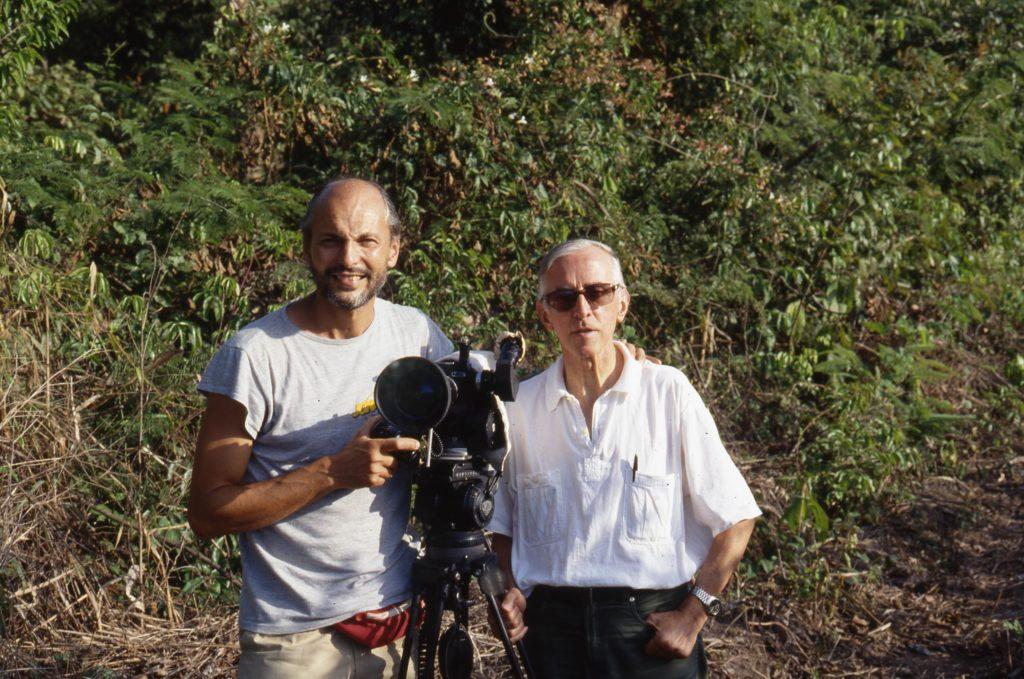 Adriano Zecca e Pedro Casaldaliga